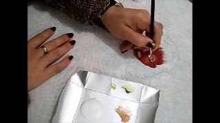 Pintura em tecido – Como pintar boneca negra