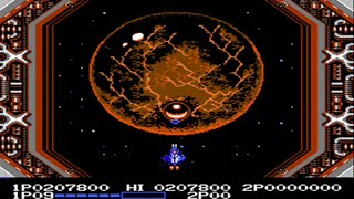 Life Force - Nes - Full Playthrough - No Death