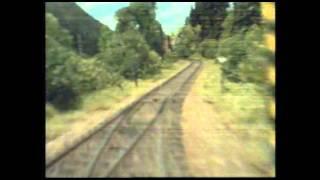 Modelové království - Jízda kamerovým vlakem