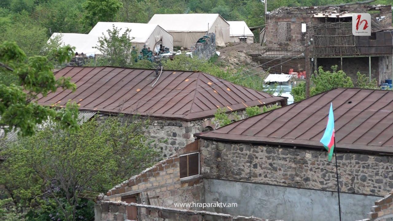 Ադրբեջանցիները կառուցել են մեծ ապաստարաններ, կուտակել են վառելափայտ. ՄԻՊ