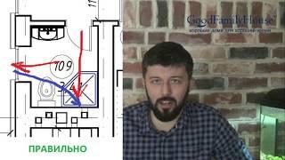 """""""Золотое правило"""" вентиляции в частном доме - YouTube"""