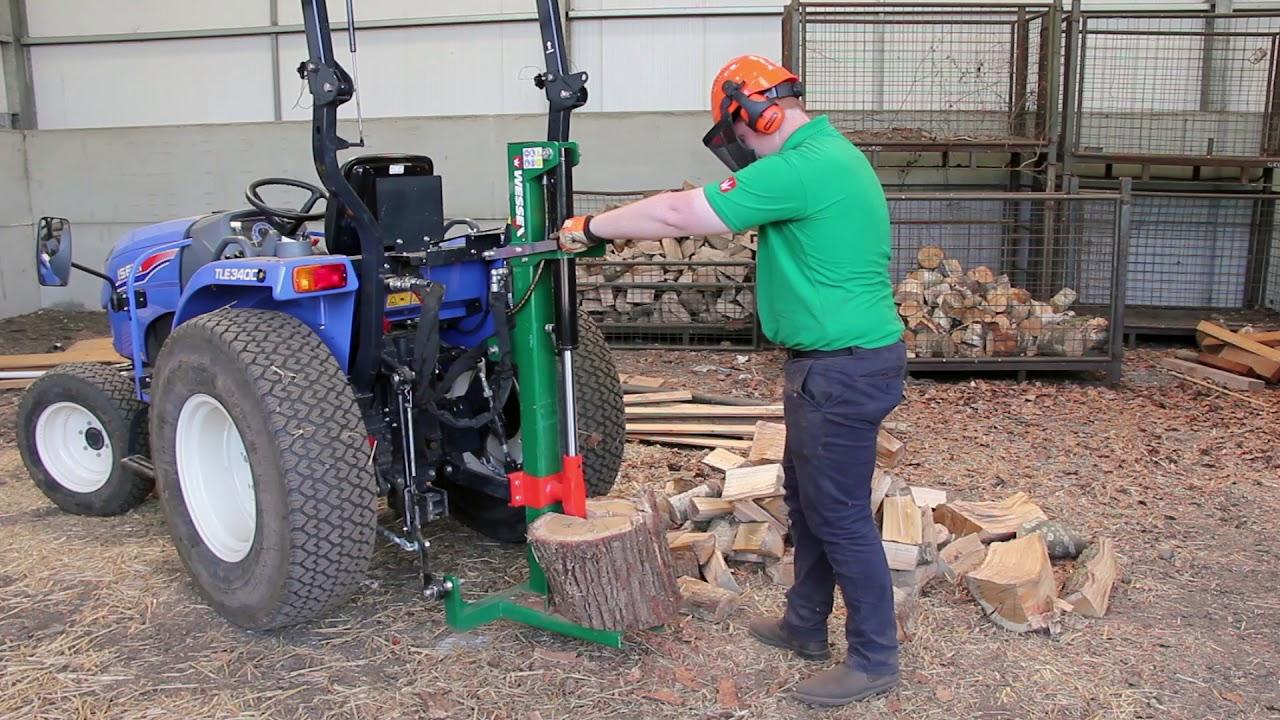 Wessex LS100 Log splitter