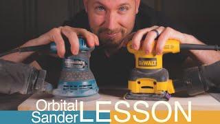 Orbital Sander Basics | Beginner Tool
