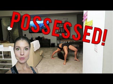 IT WAS SO CREEPY! | Amanda Cerny