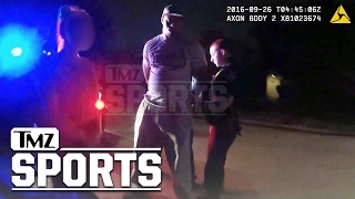 Greg Hardy's Cocaine Arrest Video 'He's A Cowboys Player, Don't Stir Anything Up' | TMZ Sports