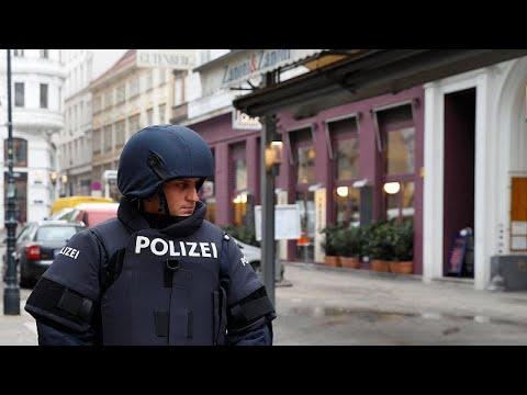Βιέννη: ¨Ενας νεκρός κι ένας τραυματίας από πυροβολισμούς…