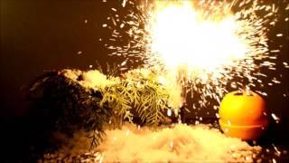 """Новогодние опыты на канале """"Наука детям""""/New Year experiments"""