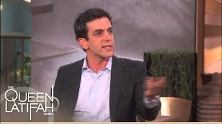 B.J. Novak On His Relationship With Mindy Kaling   The Queen Latifah Show