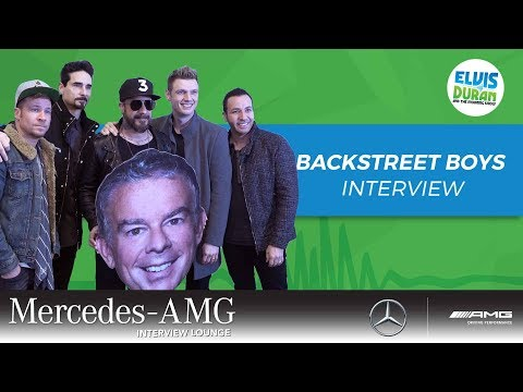 "The Backstreet Boys on ""No Place"" 