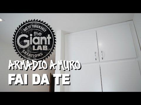DIY Wall closet // Armadio a muro FAI DA TE