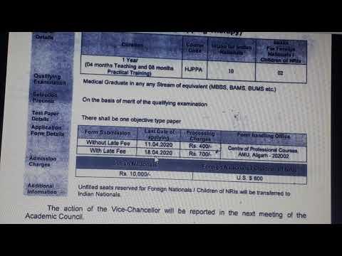 AMU ALIGARH starting Certificate in Cupping Therapy (Hijamah ...