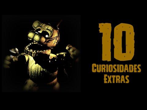 10 Curiosidades Extras De Phantom Freddy En FNAF 3
