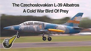 Albatros L 39   A Noisey Warsaw Pact Era Jet