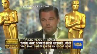Oscar 2016 | FULL SHOW Highlights