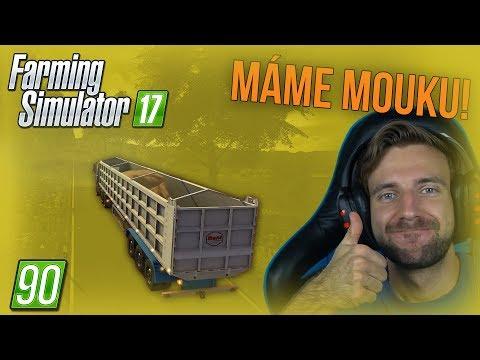 MÁME MOUKU! | Farming Simulator 17 #90
