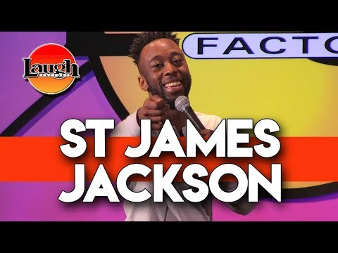 St James Jackson | The Purge | Laugh Factory Chicago Stand Up Comedy