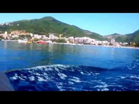 Адриатическое море Черногория