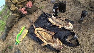 Готовим на рыбалке и охоте