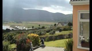 preview picture of video 'THE PLOUGH Bed&Breakfast,Ventry,Dingle co.Kerry,Ireland,Atlantic Ocean,Dolphin,Fungi,Holiday,B&B'