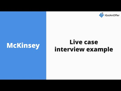 McKinsey Case Interview Prep: the only post you'll need to