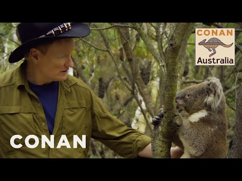 Conan v Austrálii #6: Přírodní rezervace
