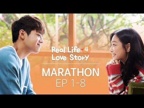 Marathon  real life love story 4      eng sub     dingo kdrama
