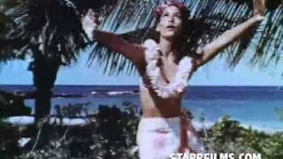 HULA GIRL Tv Commercial 1967