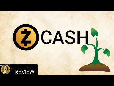 Private Money for an Invasive World - ZCASH ZEC Review