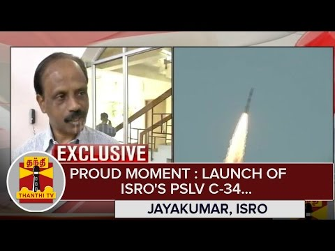 Proud-moment-of-launching-20-Satellites-in-a-single-PSLV-C-34--Jayakumar-Mission-Director