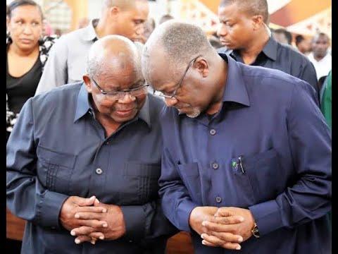 KUMBUKIZI: JPM ASIMULIA ALICHOJIBIWA NA MKAPA BAADA YA KUMUAMBIA ANAUTAKA URAIS