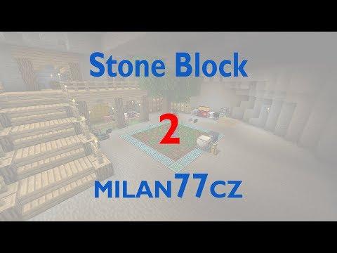 Stone Block - E02 | Systém na výrobu lávy a obsidianu |