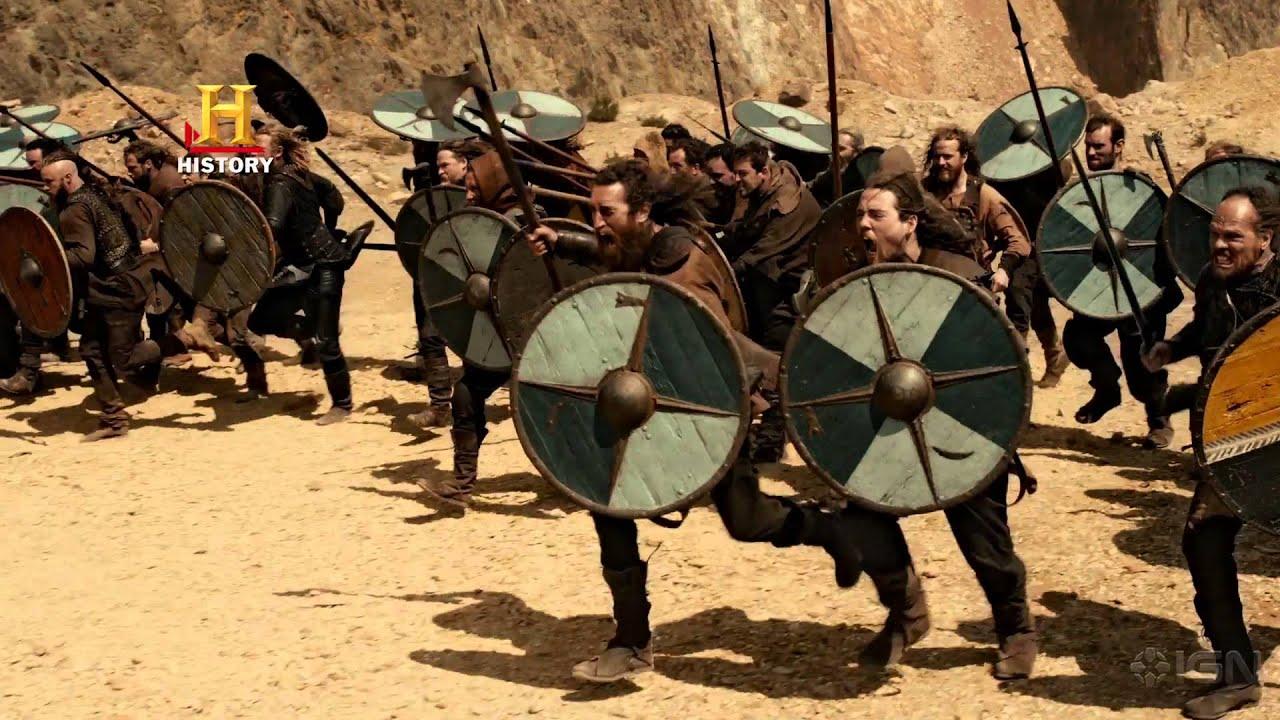 Vikings Season 2 Trailer