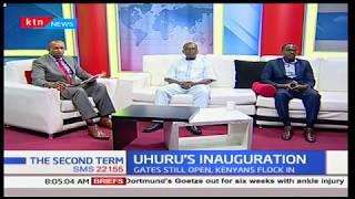 Uhuru's inauguration: Uhuru's manifesto 2018