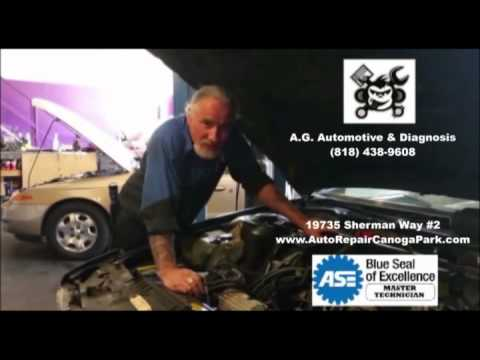 A.G. Automotive & Diagnosis video