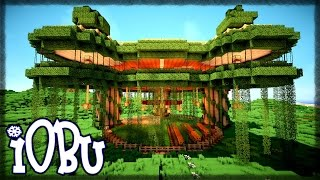 COZY NATURE BASE! Minecraft Timelapse - Let's Build With Download