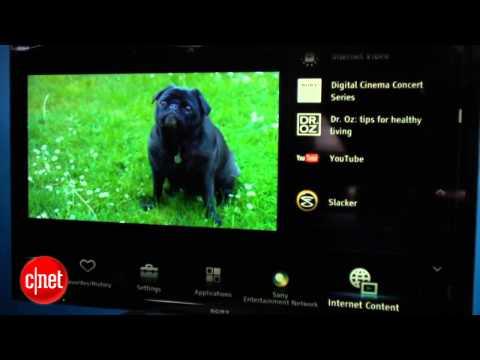 Sony BRAVIA KDL55HX750 review for the KDL55HX750