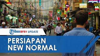 Persiapan New Normal, 340.000 Personel TNI-Polri Dikerahkan untuk Pastikan Masyarakat Patuhi Aturan