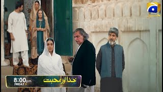 Khuda Aur Mohabbat Promo 32 Review By Showbiz Glam