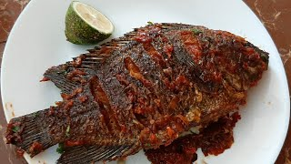 WET FRY FISH RECIPE | The Kenyan Way | Simple And Delicious !