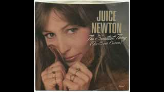 LAY BACK IN THE ARMS OF SOMEONE--JUICE NEWTON (BEST ENHANCED VERSION)