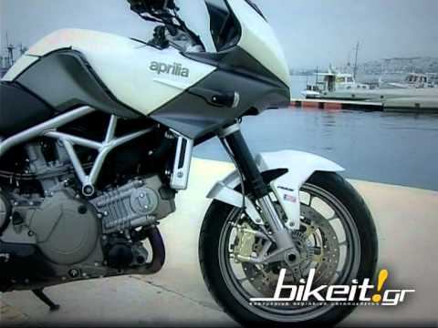 Aprilia Mana 850 GT video test