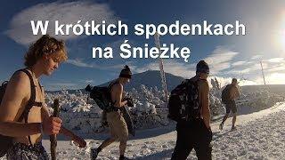 Porozmawiajmy.TV - W krótkich spodenkach na Śnieżkę - Wim Hof