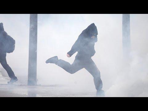 «Λουκέτο» στο Παρίσι από το φόβο επεισοδίων στην Πρωτομαγιάτικη πορεία…