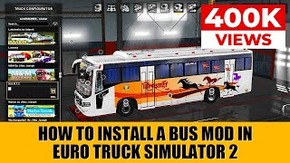 euro truck simulator 2 ets2 indian bus mods download - Thủ