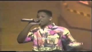 DJ Jazzy Jeff & The Fresh Prince - I Think I Can Beat Mike Tyson (1989 Apollo)