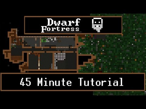 does anybody here know how to play dwarf fortress
