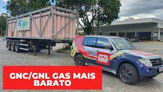 GNC/GNL - MAIS BARATO E EFICIENTE DO QUE GNV - SAIBA MAIS!