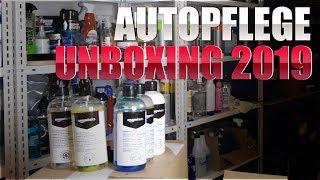 Unboxing Amazon Basics Autopflege Set und Waschhelden Bestellung | Mein Buch Moderne Autopflege