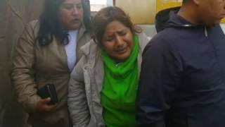 la muerte de ex alcalde de juliaca david mamani paricahua