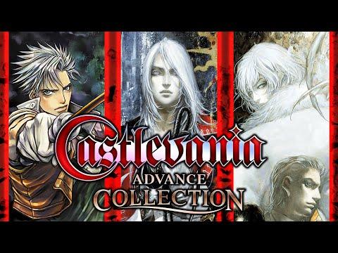 Castlevania Advance Collection : Trailer